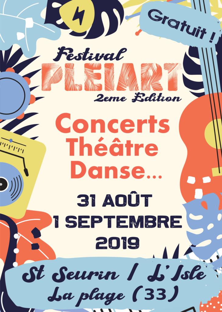 Festival Pleïart @ Pleïart
